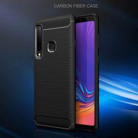 Силикон гръб Carbon за Samsung Galaxy A9 2018 А920