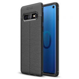 TPU гръб Leather за Samsung Galaxy S10 G970