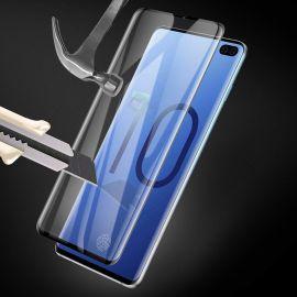 Протектор за целия дисплей от закалено стъкло за Samsung Galaxy S10+ Plus G975