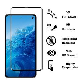Протектор за целия дисплей от закалено стъкло за Samsung Galaxy S10e