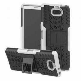 Хибриден PC гръб с kick-stand стойка за Sony Xperia 10