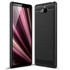 Силикон гръб Carbon за Sony Xperia 10 Plus