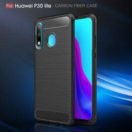 Силикон гръб Carbon за Huawei P30 Lite