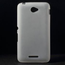 Матов TPU силиконов гръб за Sony Xperia Е4