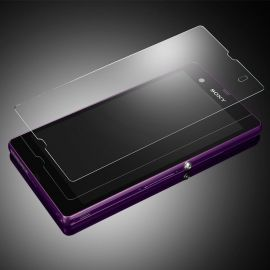 Протектор от закалено стъкло за Sony Xperia Z