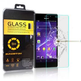 Протектор от закалено стъкло за Sony Xperia M2 / M2 Aqua