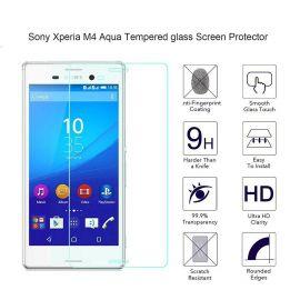 Протектор от закалено стъкло за Sony Xperia M4 Aqua