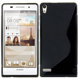 Силиконов калъф S-Line за Huawei P6