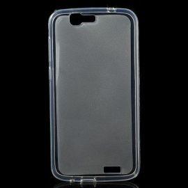 Матов TPU силиконов гръб за Huawei G7