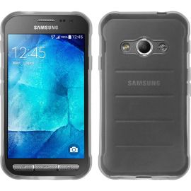 Ултра слим силиконов гръб за Samsung Galaxy Xcover 3