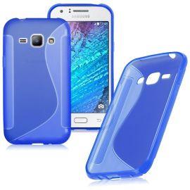 Силиконов калъф S-Line за Samsung Galaxy J1