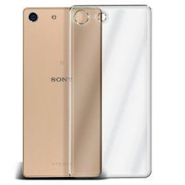 Ултра слим силиконов гръб за Sony Xperia M5