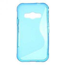 Силиконов калъф S-Line за Samsung Galaxy Xcover 3