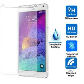 Tempered Glass протектор за дисплей за Samsung Galaxy Note 4 N910