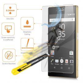Протектор от закалено стъкло за дисплей за Sony Xperia Z5