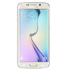 Протектор за целя дисплей от закалено стъкло за Samsung Galaxy S6 Edge