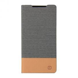 Елегантен кожен калъф флип за Sony Xperia Z5 Premium