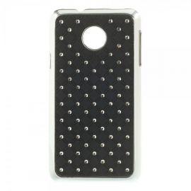 Твърд гръб с камъни за Huawei Ascend Y330