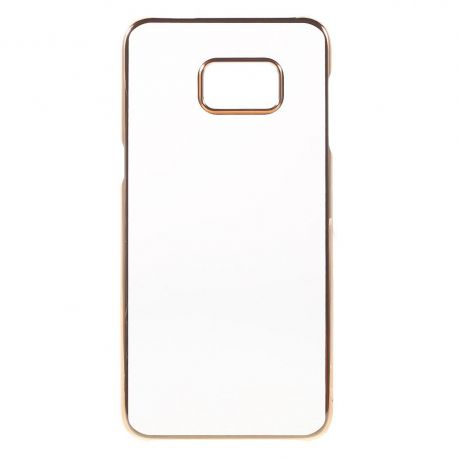 Поликарбонатен гръб с оцветени краища за Samsung Galaxy S6 Edge+ Plus