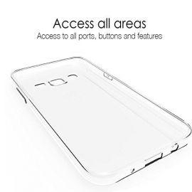 Ултра слим силиконов гръб за Samsung Galaxy J5