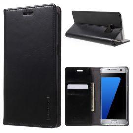 Кожен калъф Mercury Blu Moon за Samsung Galaxy S7 Edge