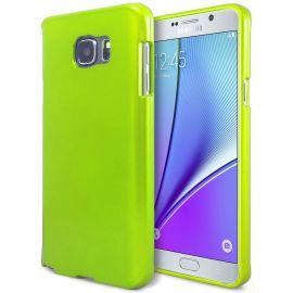Гланциран силиконов гръб за Samsung Galaxy Note 5 N920
