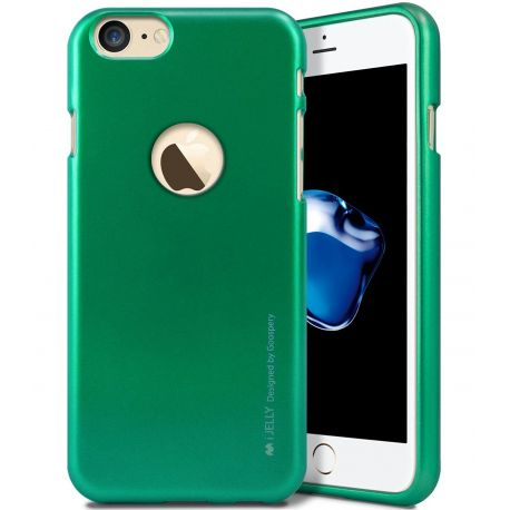 i-Jelly Mercury силиконов гръб за iPhone 7