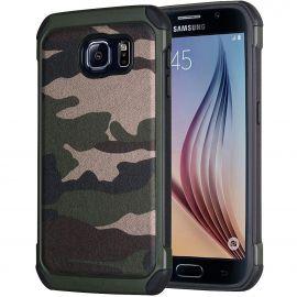 Хибриден гръб Military Armor за Samsung Galaxy S6