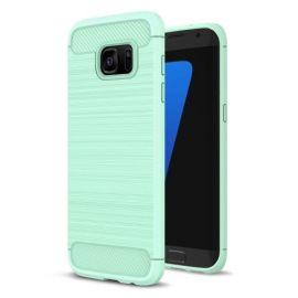 Силикон гръб Carbon за Samsung Galaxy S7 Edge
