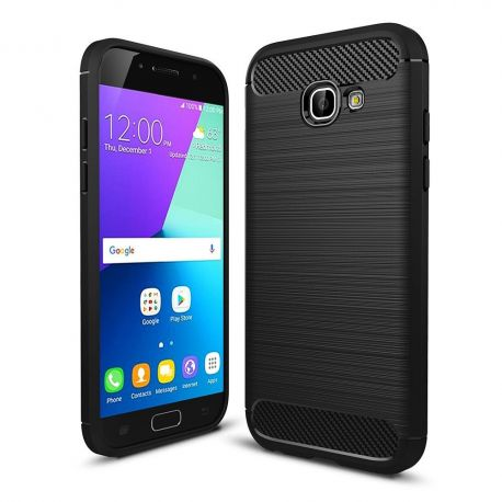 Силикон гръб Carbon за Samsung Galaxy A5 (2017) A520