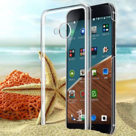Imak Crystal Clear твърд гръб за HTC U Play
