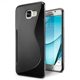 Силиконов калъф S-Line за Samsung Galaxy A3 2017