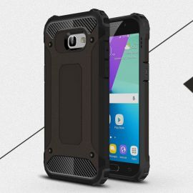 Противоударен калъф Metal Carbon за Samsung Galaxy A5 2017