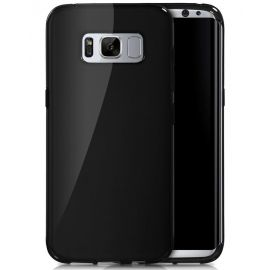Гланциран силиконов гръб за Samsung Galaxy S8+ Plus