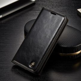 Луксозен кожен калъф CaseMe за Samsung Galaxy S8+ Plus G955