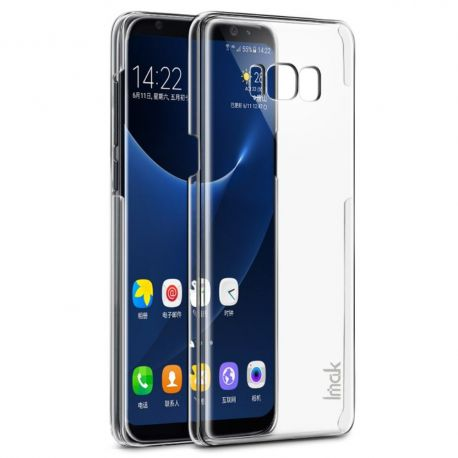 Imak Crystal Clear твърд гръб за Samsung Galaxy S8+ Plus