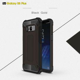 Противоударен калъф Metal Carbon за Samsung Galaxy S8+ Plus