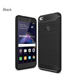 Силикон гръб Carbon за Huawei Honor 8 Lite