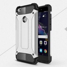 Противоударен калъф Metal Carbon за Huawei Honor 8 Lite