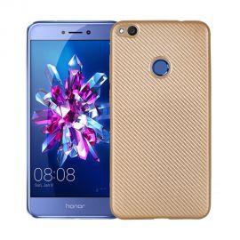 Силиконов карбонов гръб за Huawei Honor 8 Lite