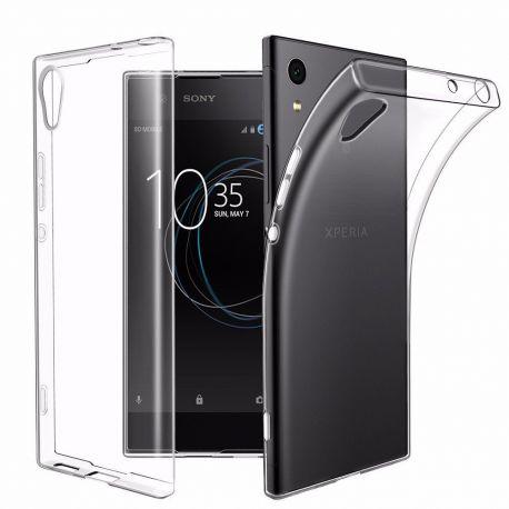 Ултра слим силиконов гръб за Sony Xperia XA1