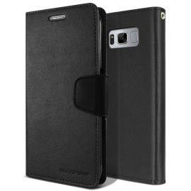 Кожен калъф Mercury Sonata Diary за Samsung Galaxy S8+ Plus G955