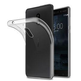 Ултра слим силиконов гръб за Nokia 5