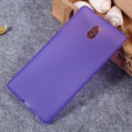 Матов TPU силиконов гръб за Nokia 3