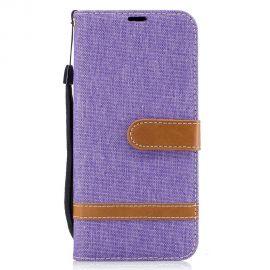 Луксозен хоризонтален кожен калъф за Samsung Galaxy S8