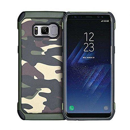 Хибриден гръб Military Armor за Samsung Galaxy S8+ Plus