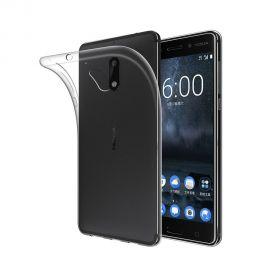 Ултра слим силиконов гръб за Nokia 6