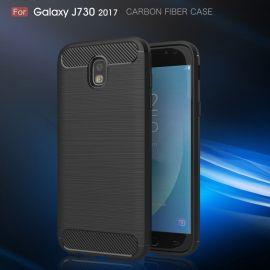Силикон гръб Carbon за Samsung Galaxy J7 (2017) J730