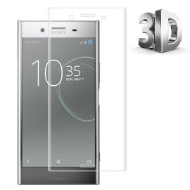 3D Full протектор за целия дисплей от закалено стъкло за Sony Xperia XZ Premium