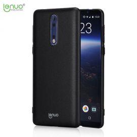 Пластмасов кейс Lenuo за Nokia 8